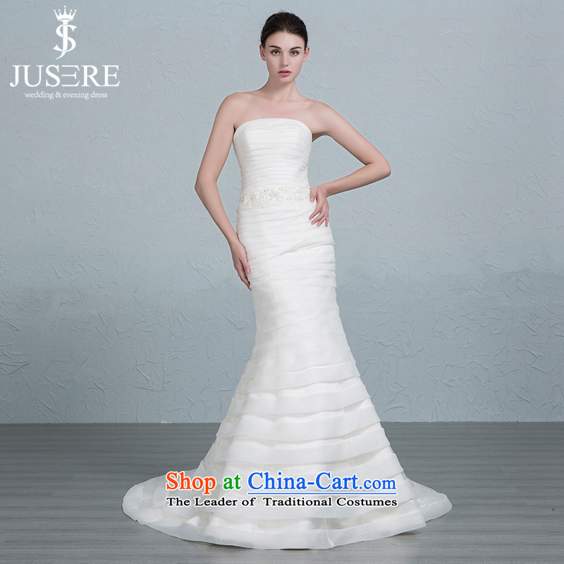 There is a controversy of Sau San crowsfoot wedding dresses and minimalist white?8 code chest
