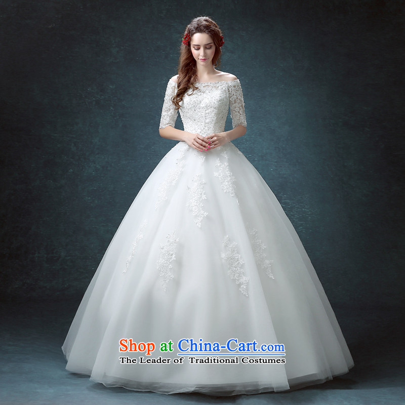 Each new 2015 Connie wedding dresses long-sleeved slotted shoulder lace temperament alignment to marriages bon bon skirt hunsha white tailored does not allow for seven days of