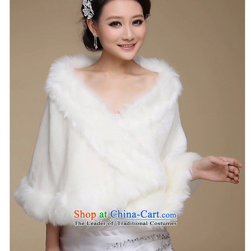 The following new paragraph on 2015 and Maomao shawl marriages wedding dresses white spring and autumn winter�F