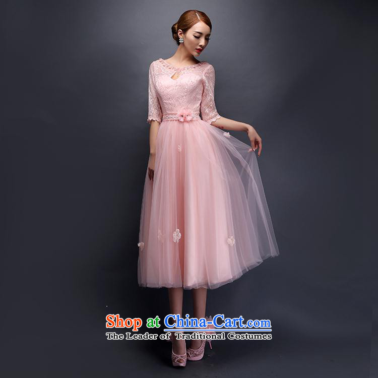 Mano-hwan's new dresses bridesmaid bridesmaid services Summer 2015 short video, thin bridesmaid in evening dress bridesmaid skirt bows Service Bridal bare pink聽C聽larger Xl-xxxl picture, prices, brand platters! The elections are supplied in the national character of distribution, so action, buy now enjoy more preferential! As soon as possible.