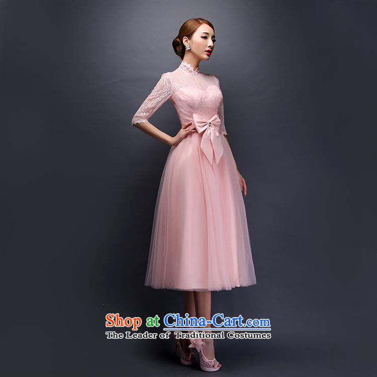 Mano-hwan's new dresses bridesmaid bridesmaid services Summer 2015 short video, thin bridesmaid in evening dress bridesmaid skirt bows Service Bridal bare pinkClarger Xl-xxxl picture, prices, brand platters! The elections are supplied in the national character of distribution, so action, buy now enjoy more preferential! As soon as possible.