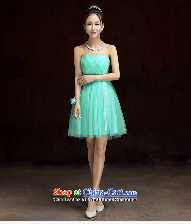 The new small dress wipe his chest long skirt thin large Internet ...