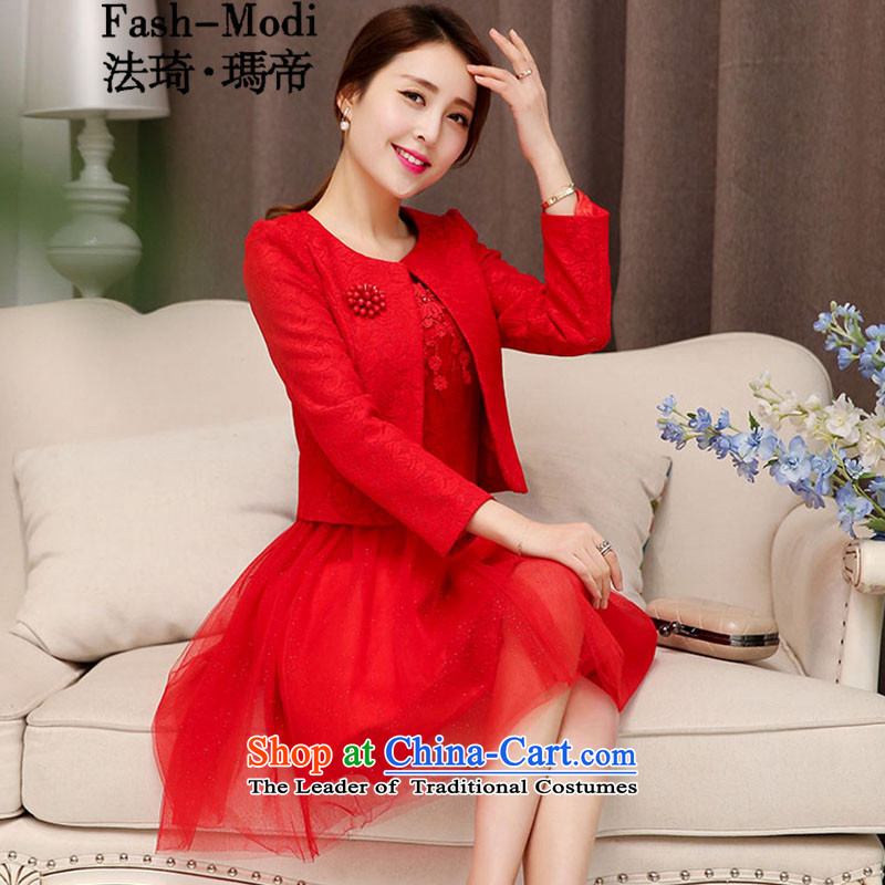 The law of the Korean version of Mary Kay autumn and winter flower sexy engraving lace bride back to the bows services bridesmaid Mun two kits dresses Wedding Dress Short, marriage bon bon skirt female red聽XXL, law, Manasseh (qi fash-modi) , , , shopping on the Internet
