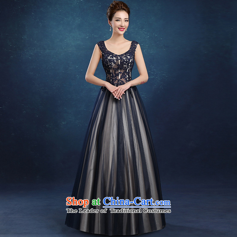 Tim hates makeup and 2015 New Red Dress winter marriages bows services wedding dresses red dress dress bride annual meeting chaired LF056 navy tailored