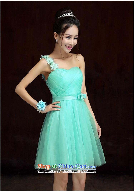 Bridesmaid dress 2015 new autumn and winter Korean Bridesmaid Sau ...
