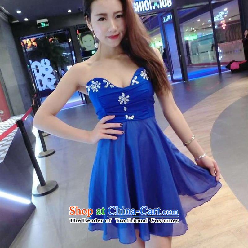 In short poem Coe� �sexy chest anointed 2015 nail-ju, swing dress bridesmaid services will blue dress