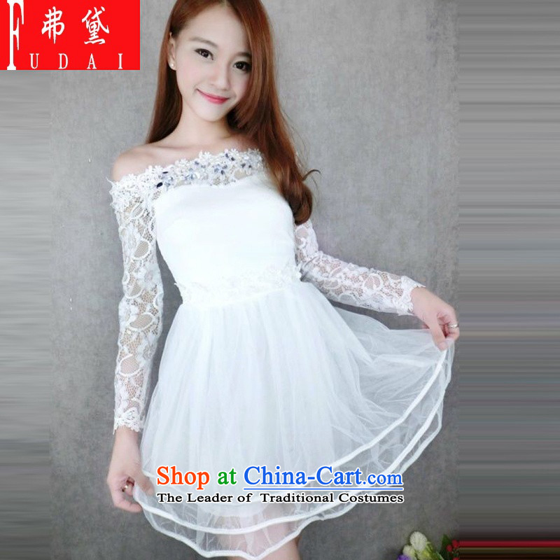 Francis Doi� 2015  �Autumn sexy new word for the Pearl River Delta lace spell a series of dresses dress bridesmaid skirt pink are code