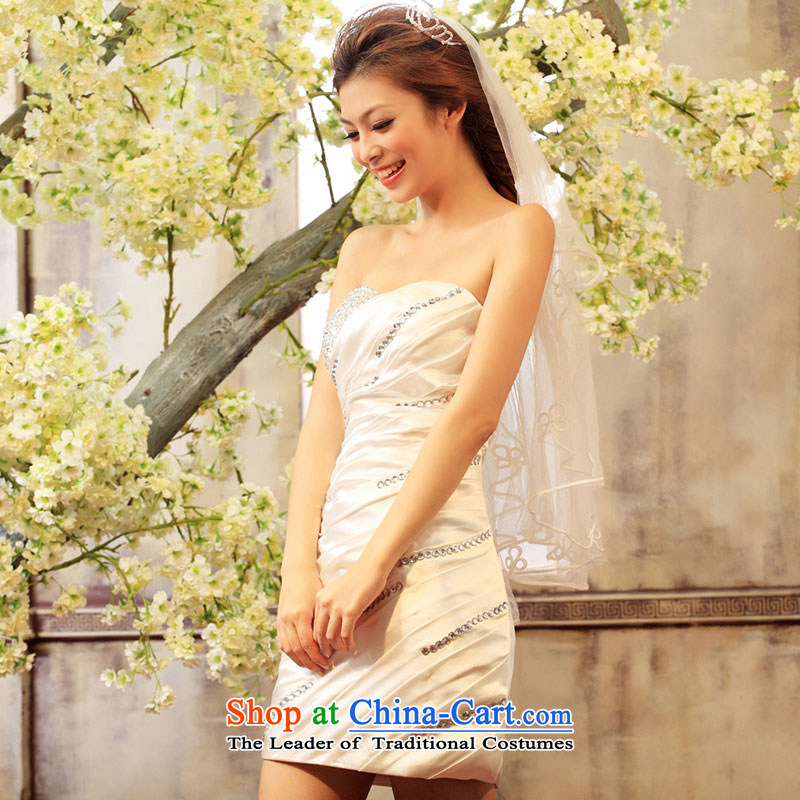 A bride wedding dresses short of small dress bridal dresses bridesmaid bows services will serve 261 white?S