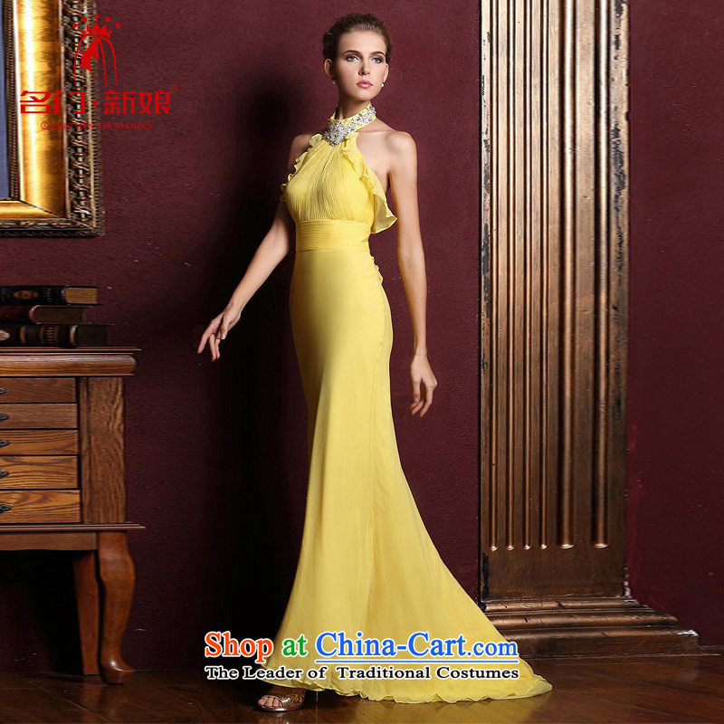 A Bride wedding dresses new 2015 hang yellow also dress wedding dress bows services 283 S