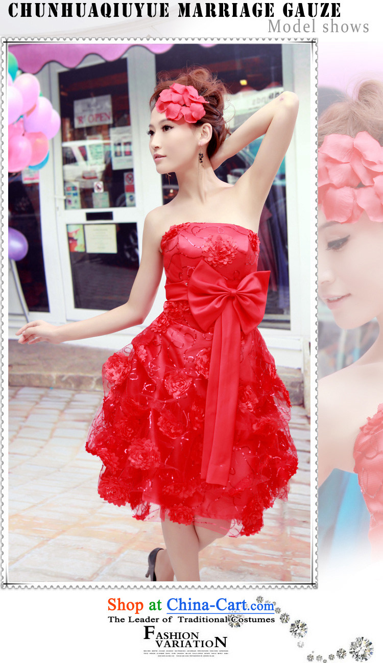 Doi m qi evening dresses bride wedding dress skirt bridal dresses long/evening dresses/will serve under the auspices of red/ XL Photo, prices, brand platters! The elections are supplied in the national character of distribution, so action, buy now enjoy more preferential! As soon as possible.