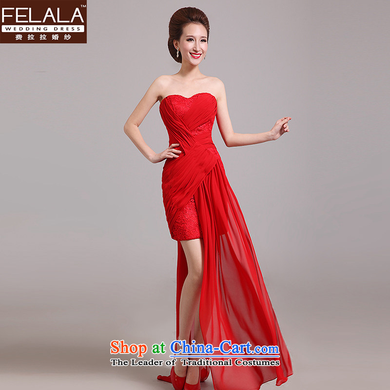 Ferrara?2015 New Red Foutune of short, HANGZHOU CHAISHI IMP Korean brides bows services and chest ribbons Chun?S?Suzhou shipment red