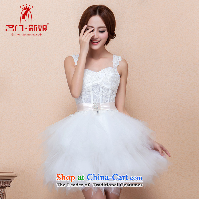 Name the?new 2015 bride door stylish Sweet Little Princess dress bon bon skirt sweet lovely 121 M