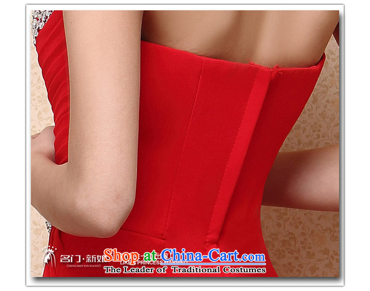 A new bride 2015 Red Dress bows dress long gown luxurious 684 drill, prices, picture M brand platters! The elections are supplied in the national character of distribution, so action, buy now enjoy more preferential! As soon as possible.
