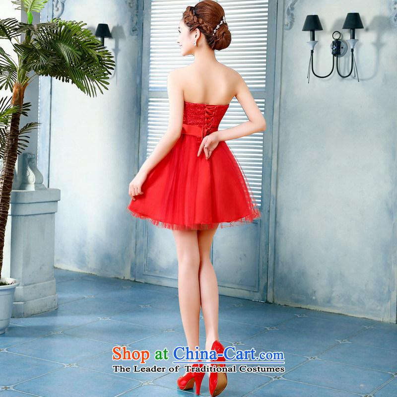 Mrs Alexa Lam roundup new 2014 wedding dresses short) bows dress ...