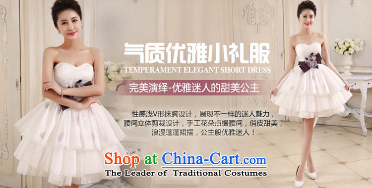 Honeymoon bride white short of 2015 bridesmaid small short skirts and chest sweet bon bon princess small short skirt evening dress party whiteS picture, prices, brand platters! The elections are supplied in the national character of distribution, so action, buy now enjoy more preferential! As soon as possible.