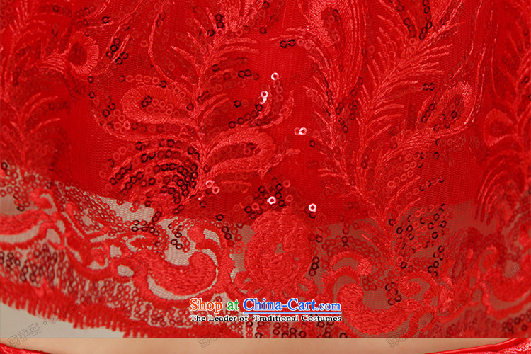 Hei Kaki 2015 autumn and winter new short, wipe the chest small evening dresses bridesmaid skirt bow tie lace petticoats NF24 RED XL Photo, prices, brand platters! The elections are supplied in the national character of distribution, so action, buy now enjoy more preferential! As soon as possible.