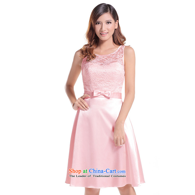 2015 new bridesmaid Dress Short) Bride sister married in evening dress skirt bridesmaid services more women of small dress color L639 optional multi-colored contact customer support note?165-L