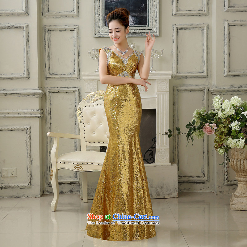 Embroidered dress is by no means a bride 2015 new shoulders crowsfoot dress car models to the moderator will and Ho Kim?S?Suzhou Shipment