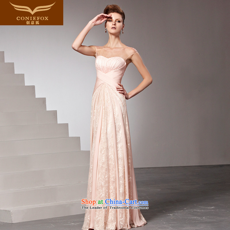 The kitsune dress creative new wedding dress wiping the chest dress bows to Sau San bridal dresses banquet hosted bridesmaid dress 81518 color picture�L