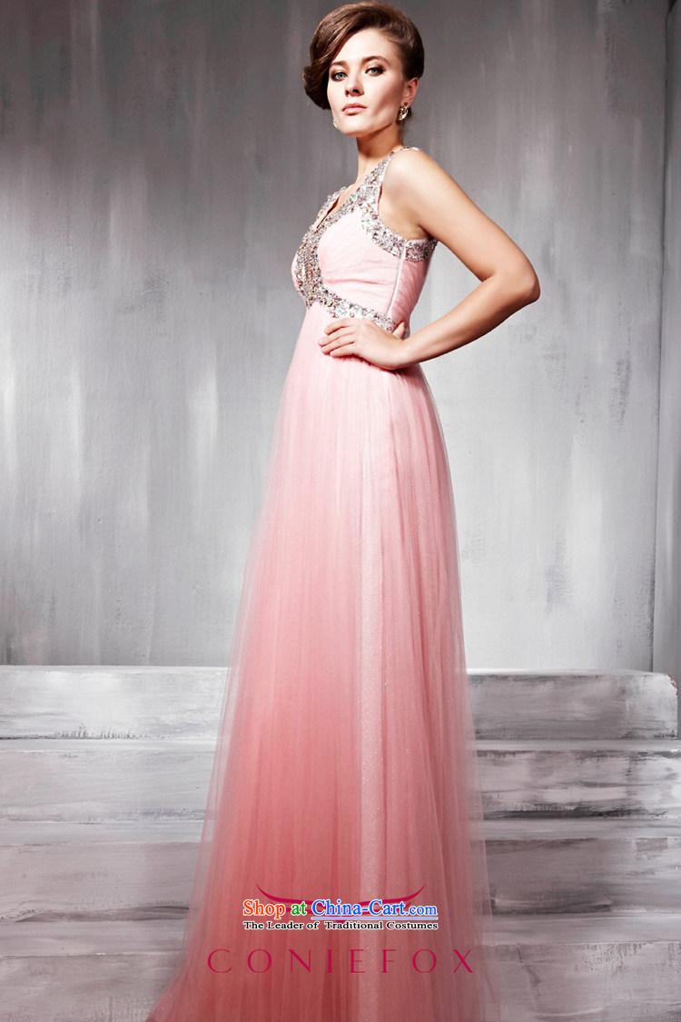 Creative Fox evening dresses pink bride wedding dress services under ...