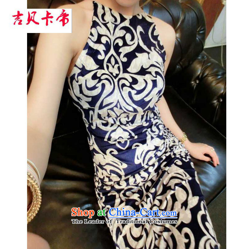 Gibez card in Dili and sexy aristocratic aristocratic temperament video thin dress dresses of the forklift truck Ching dynasty porcelain Color Code