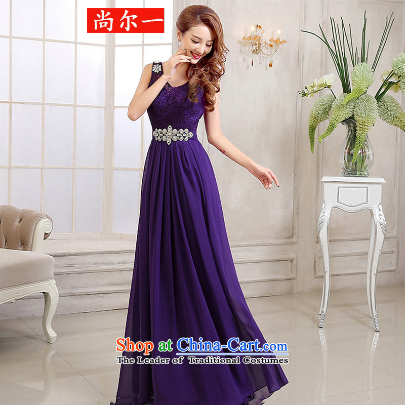 Yet, a dress long bows to Sau San marriages red bridesmaid dh6970 services purple?M