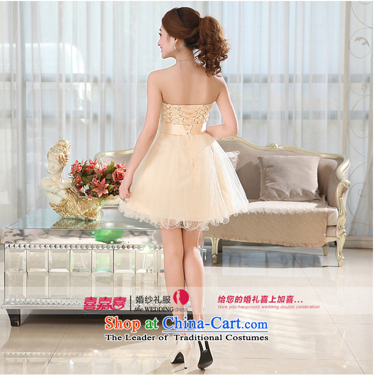 Kaki-hi-won The Princess Bride flowers anointed chest wedding dresses bridesmaid to serve the new 2015 autumn and winter X003 Red聽L picture, prices, brand platters! The elections are supplied in the national character of distribution, so action, buy now enjoy more preferential! As soon as possible.