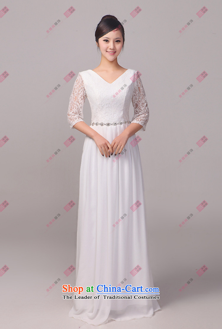 Charlene Choi Spirit in the new cuff lace long choral services custom services chorus choral conductor services choral clothing XXXL Blue Photo, prices, brand platters! The elections are supplied in the national character of distribution, so action, buy now enjoy more preferential! As soon as possible.