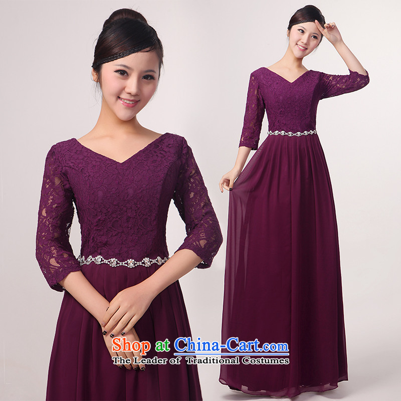 Charlene Choi Spirit in the new cuff lace long choral services custom services chorus choral conductor services choral clothing blue XXXL, Charlene Choi Spirit (yanling) , , , shopping on the Internet