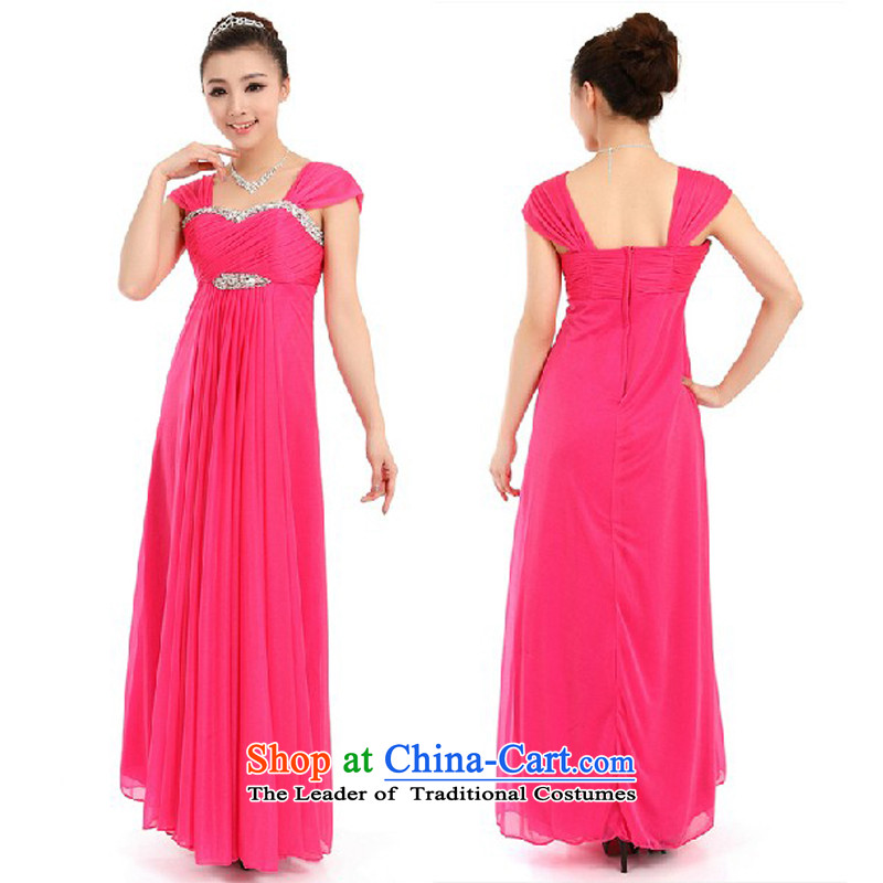 Charlene Choi Ling chorus services choral clothing Female dress bride wedding dress, choir clothing XXXXL, Charlene Choi Spirit (yanling) , , , shopping on the Internet