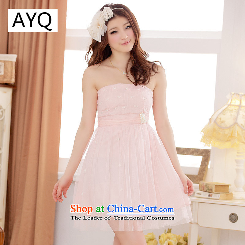 Hiv has been qi summer qianjin name edge nail pearl web wedding dresses dresses?3316-9?pink are code