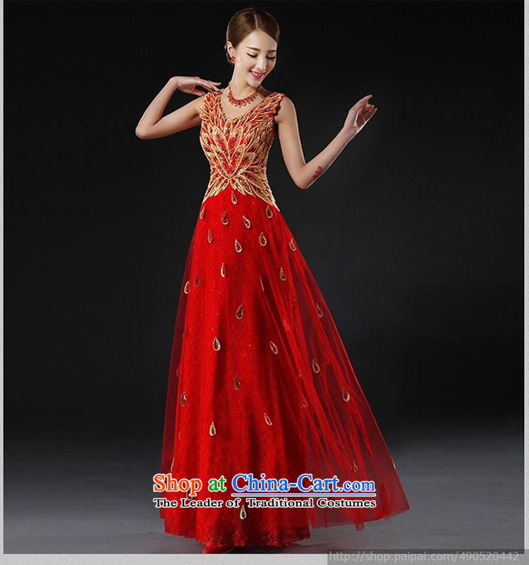 Evening dress new bows services 2015 bridal dresses long stylish red dress, Wedding Dress spring XXXL blue does not allow for pictures, prices, brand platters! The elections are supplied in the national character of distribution, so action, buy now enjoy more preferential! As soon as possible.