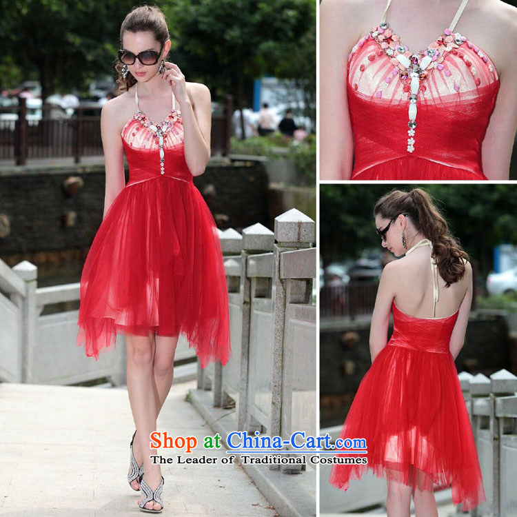 Doris Qi 2014 Doris Qi dress new foreign trade dress western dress red L picture, prices, brand platters! The elections are supplied in the national character of distribution, so action, buy now enjoy more preferential! As soon as possible.