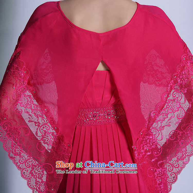 Doris Qi 2014 Doris Qi red long western dress rose S picture, prices, brand platters! The elections are supplied in the national character of distribution, so action, buy now enjoy more preferential! As soon as possible.