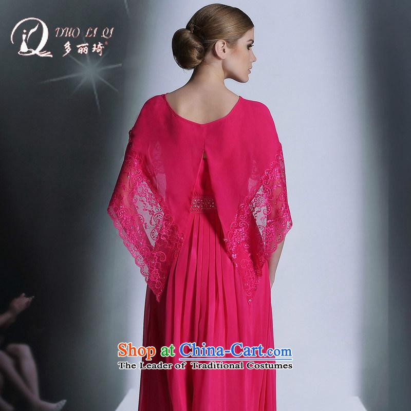 Doris Qi2014 Doris Qi red long western dress rose, Doris Qi (doris dress) , , , shopping on the Internet