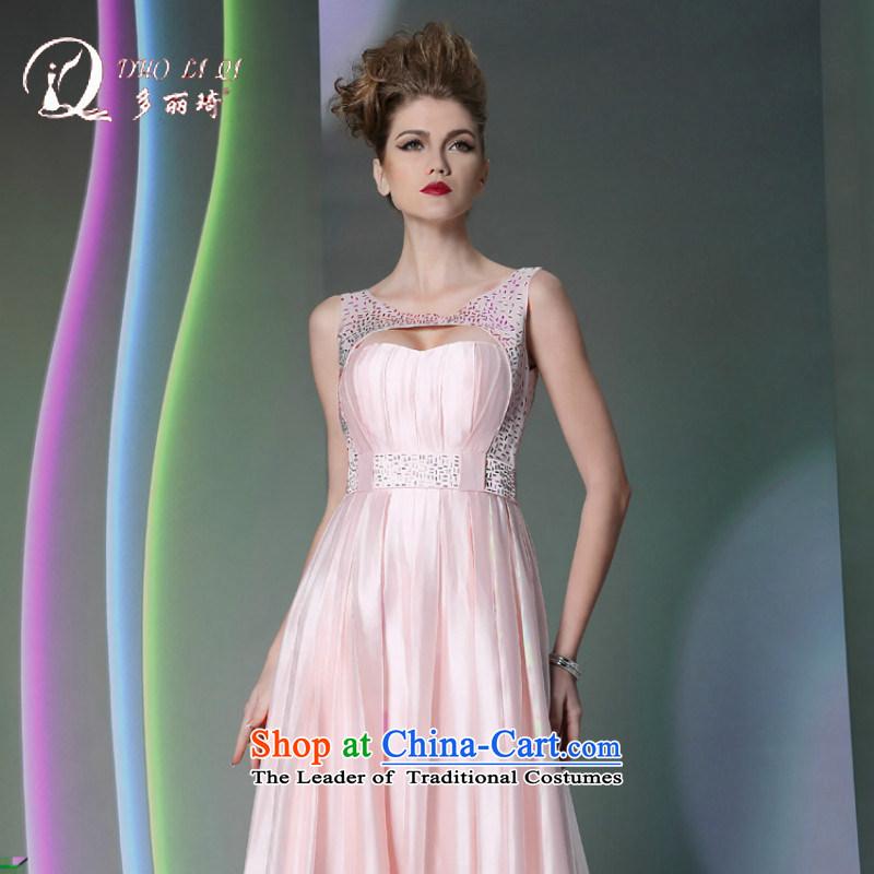 Doris Qi Club evening dresses on toner video white women dress of ...