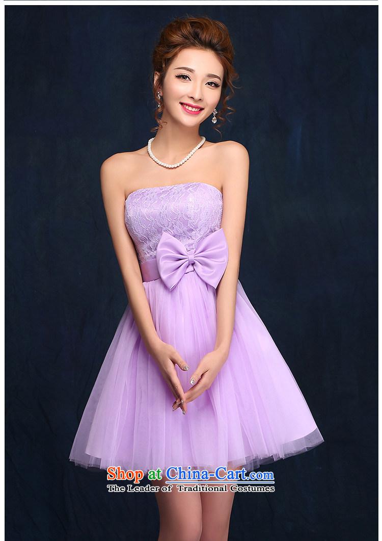 2015 new bridesmaid service) bridesmaid skirt small dress bows ...