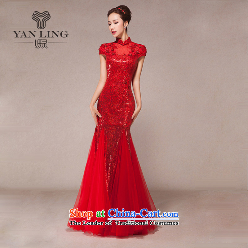 The spring of the new 2015 married women serving Sau San crowsfoot gathering followed long evening dresses annual meeting under the auspices of dress?L