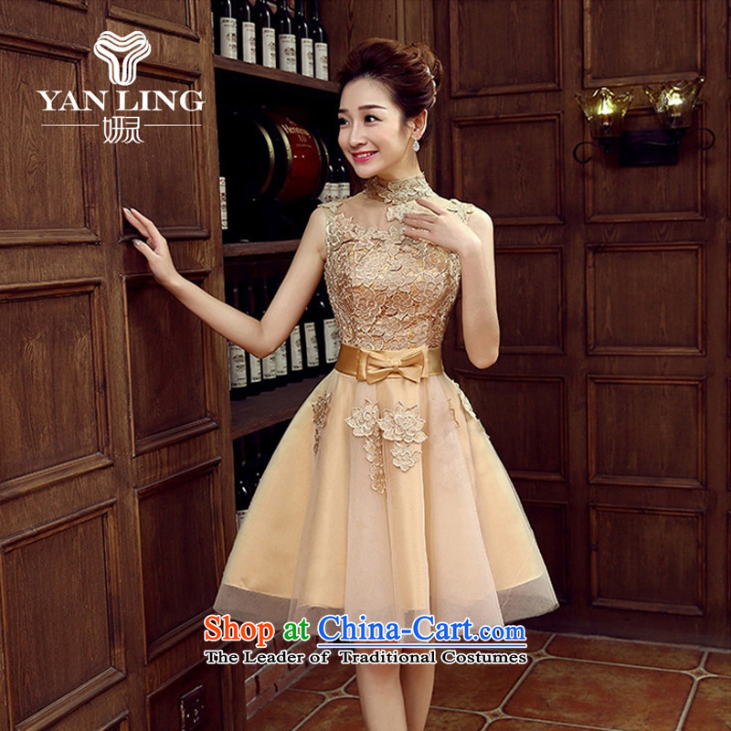 The bride dress marriage services new marriage bows stylish small red dress female Dress Short, banquet spring and summer?XL