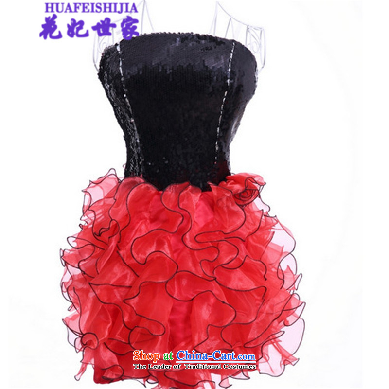 Spend the? summer of 2015 and family princess chest dresses B11-1-0918-65 female red are code