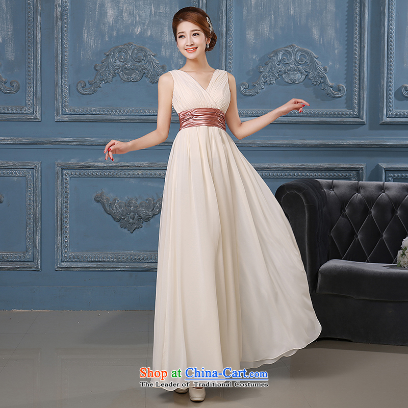 The first white into about straps for larger moderator dress womens single shoulder banquet evening dresses 2015 new bridesmaid dress skirt long Sau San?A?XXL