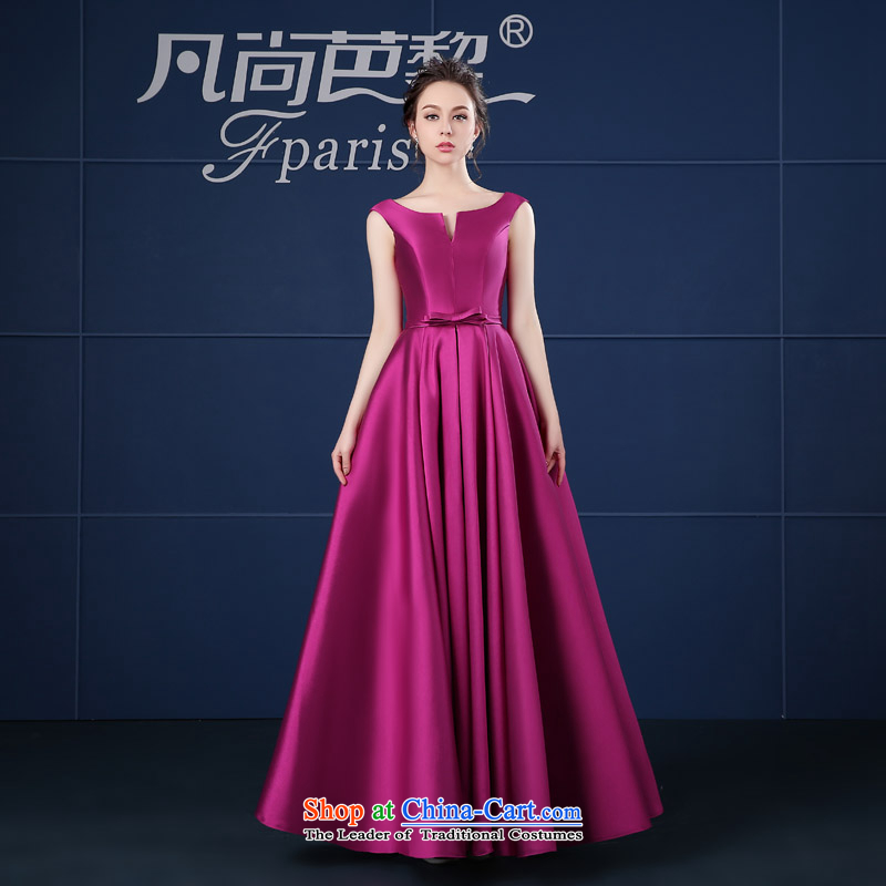 Where does the new 2015 Lai and dress short spring and summer, stylish bows in long large moderator dress in red, female�L