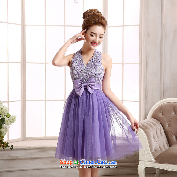 Yet, a new champagne color bridesmaid short skirts sister, mission ...