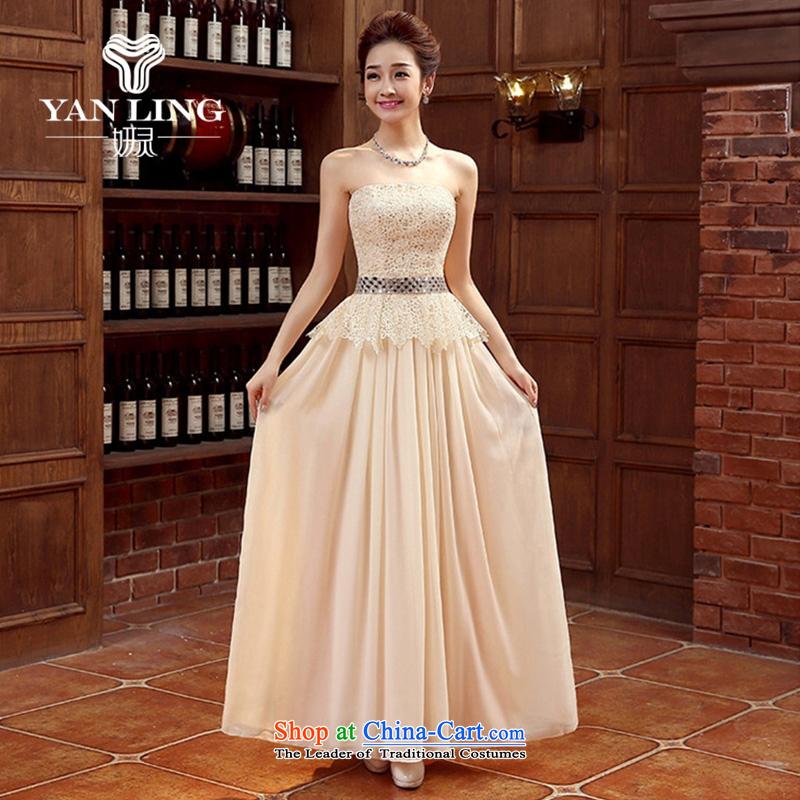 Charlene Choi Ling long gown bride bridesmaid wedding dress marriage ...