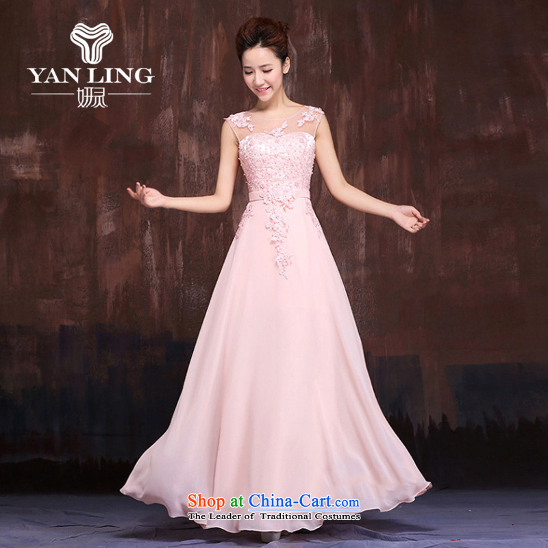 Charlene Choi Ling marriage wedding dresses short) equipped bridesmaid to bind with short of marriage evening dresses marriage small dress x0017 XL
