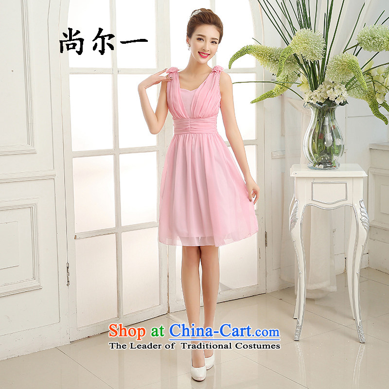 Yet, a new paragraph bridesmaid Dress Short of mission sister skirt bridesmaid service bridal dresses bridesmaid skirt small pink are Code 6409