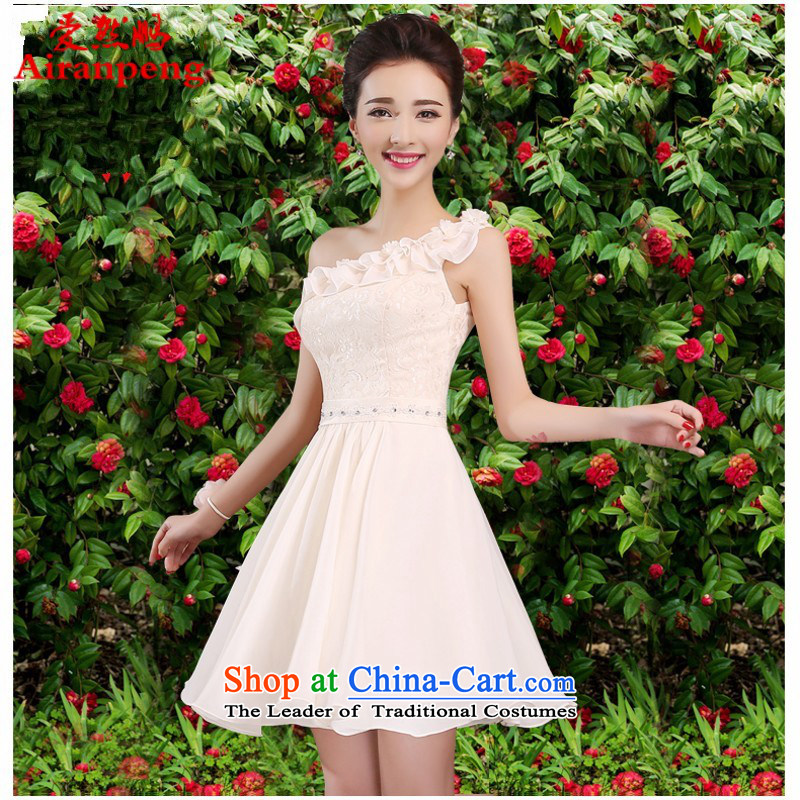 Love So Peng Bridesmaid Service, Mr Ronald bridesmaid dress bridesmaid Services Mr Ronald Wedding Dress Short of bridesmaid sister skirt bridesmaid service (?E) to the size of the customer to return does not support