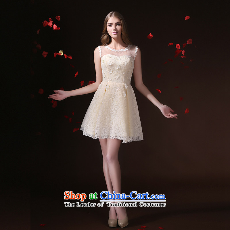 2015 new engraving bridesmaid dresses summer short of services and sisters evening dresses bride bows to champagne color tailored consulting customer service