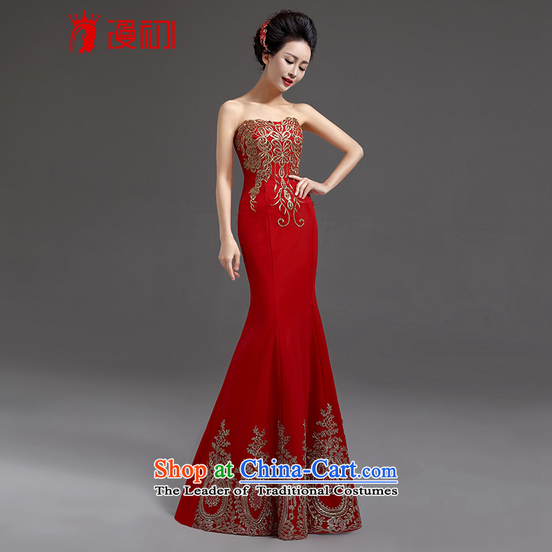 In the early 2015 new man bows to Long Chest anointed crowsfoot dress moderator will dress RED�M