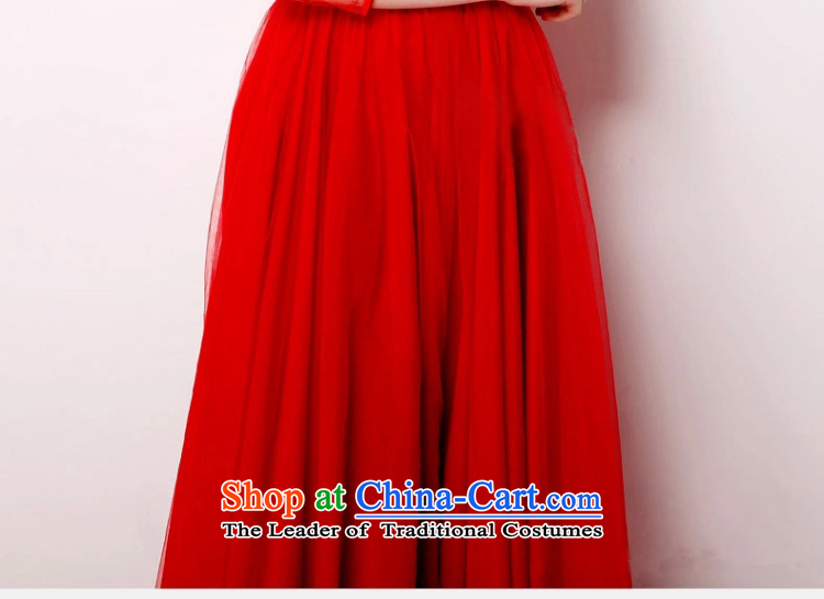 The estimated 7072# NZ large red embroidered dress 2015 Antique Lace red petticoat bride 9 m large long skirt dress redXXL picture, prices, brand platters! The elections are supplied in the national character of distribution, so action, buy now enjoy more preferential! As soon as possible.